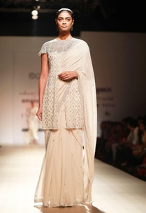 sand-sari-with-sequined-bustier-jacket