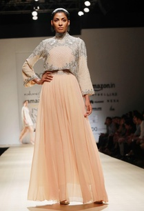 beige-honey-embroidered-cape-gown-set