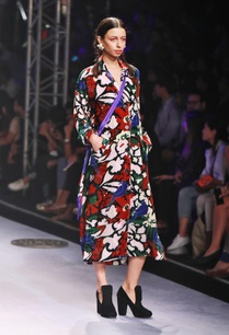 white-red-%c2%a0-blue-printed-jacket-dress