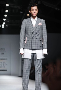 grey-chequered-jacket-with-powder-pink-accents