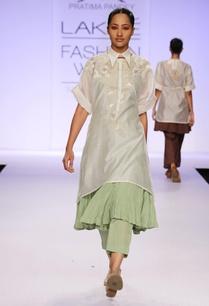 brown-white-dori-embroidered-kurta-with-palazzo