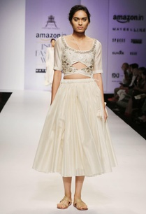 white-gold-embroidered-crop-top-skirt