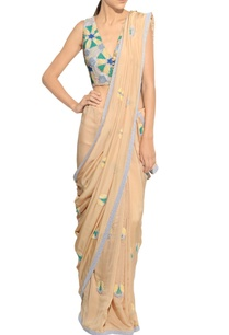 beige-bead-work-embellished-sari