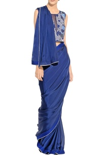 blue-silk-sari-with-border-detailing
