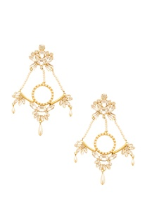 gold-plated-earrings-with-pearl-embellishments