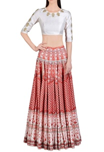 white-gold-embroidered-crop-top