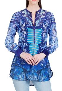 blue-baroque-printed-top