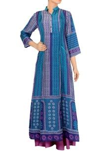 cobalt-blue-mauve-maxi-dress-with-inner