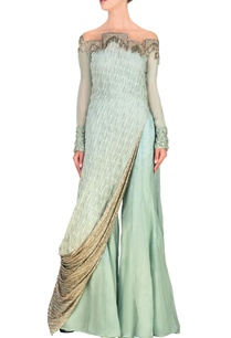 sage-blue-embroidered-asymmetric-tunic-with-palazzos