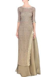 grey-asymmetric-kurta-with-palazzo-pants