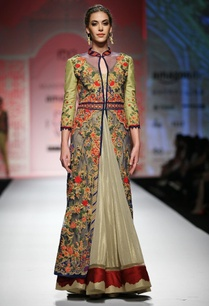 green-blue-embroidered-jacket-with-anarkali