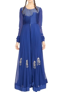 royal-blue-embroidered-long-jacket-with-skirt