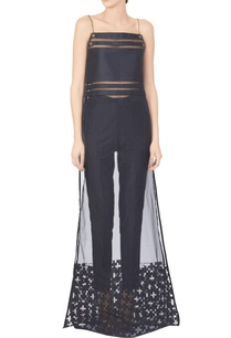 black-organza-long-sheer-dress-with-trousers