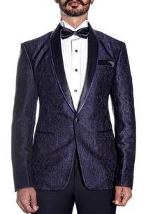 navy-blue-textured-tuxedo