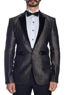 black-silver-zigzag-tuxedo-jacket
