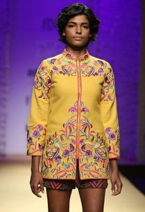 mustard-yellow-embroidered-jacket