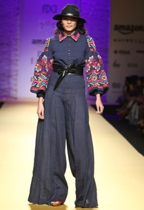blue-multicolored-embroidered-top