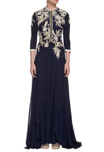 navy-blue-embroidered-anarkali-with-long-skirt