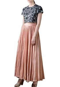 rose-pink-long-skirt