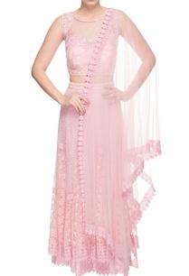 blush-pink-chikankari-lehenga-set