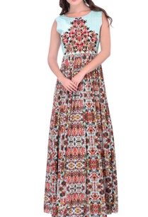 sky-blue-maxi-dress-with-floral-design-print-and-embroidery