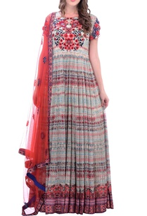 white-anarkali-with-motif-print-and-embellishments