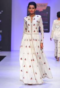 white-mirror-embellished-long-dress