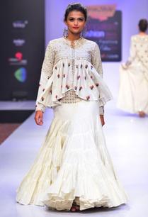 white-mirror-embellished-skirt