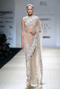 beige-embellished-sari