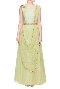 mint-green-floral-work-anarkali-with-cowl-dupatta
