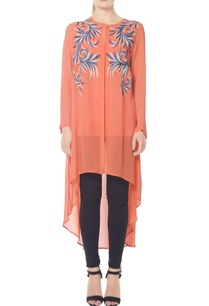 orange-fern-patterned-tunic