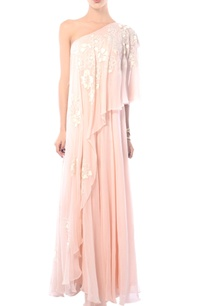 blush-pink-one-shoulder-embroidered-gown