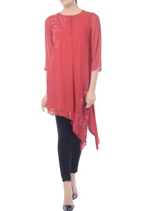 mulberry-asymmetric-embroidered-tunic
