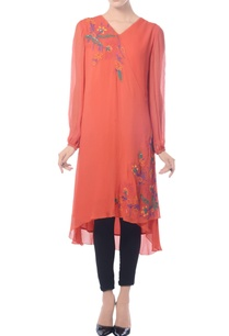 bight-red-embroidered-overlapping-tunic