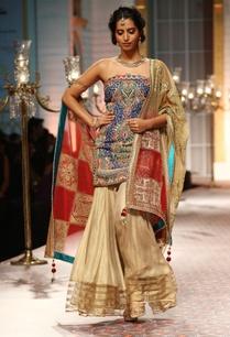 blue-kurta-sharara-with-embroidered-motifs