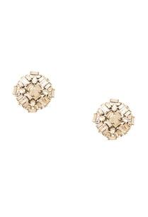rhodium-plated-geometric-motif-earrings