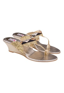 golden-silver-embellished-kolaphuri-platforms