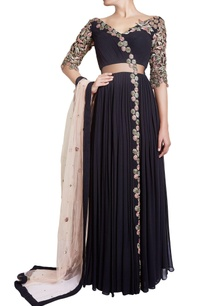 black-zardosi-embellished-anarkali