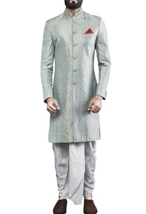 ice-blue-silk-brocade-sherwani