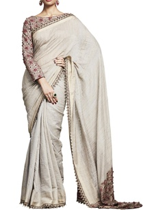 grey-handloom-sari-with-zardozi-blouse