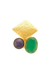gold-green-blue-ring
