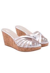silver-criss-cross-wedges