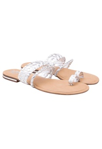 silver-woven-slip-on-flats