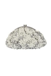 grey-pearl-embellished-clutch