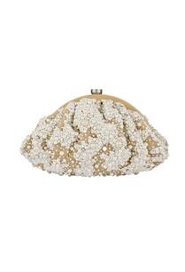 beige-pearl-embellished-clutch