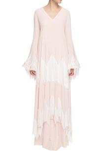 blush-pink-embellished-kaftan-with-palazzos