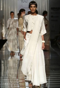 white-handwoven-sari-with-net-detail