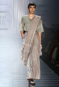 grey-handwoven-sari-with-thin-border