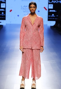 salmon-pink-khadi-linen-collared-jacket