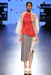 two-toned-printed-dhoti-skirt